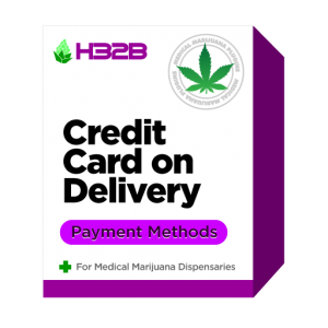 H32B - Credit Card on Delivery WooCommerce Payment option - Medical Marijuana Plugins
