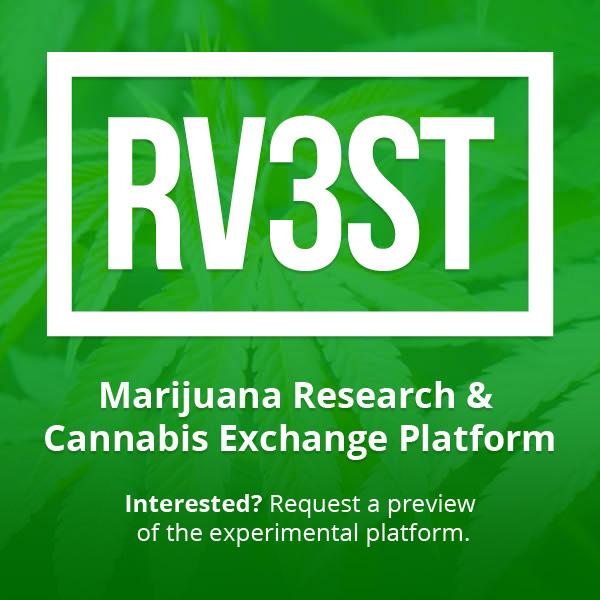 RV3ST - Marijuana Research & Cannabis Exchange Platform
