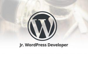 H32B Jr. WordPress Developer Wanted