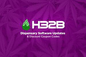 H32B Dispensary Software Updates and Coupon Code for Marijuana Dispensaries using WordPress and WooCommerce