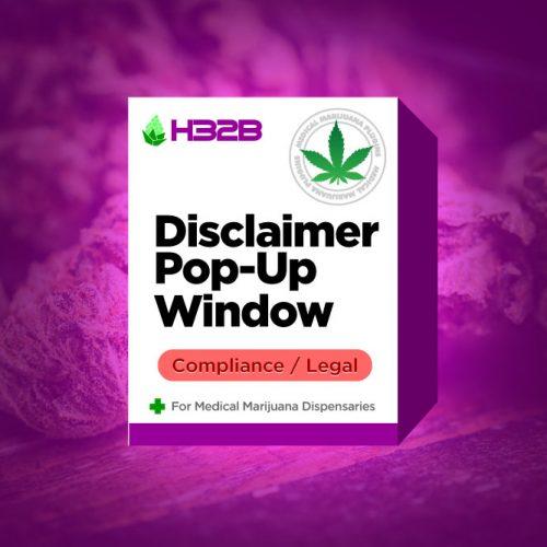 H32B Disclaimer Pop-up Window Plugin - Walkthrough & Tutorial
